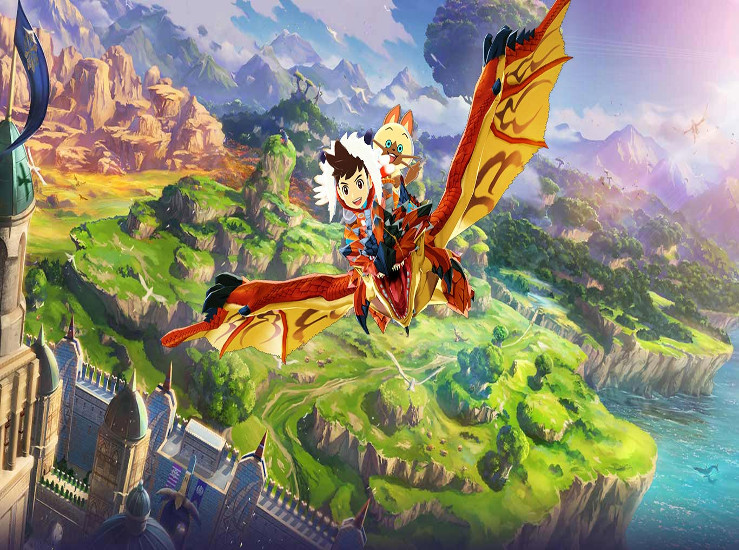 Monster Hunter Stories, une version 1.3 annoncée...